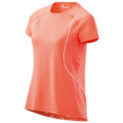Skins Plus Women's Phoenix Fitted T-Shirt - Tangerine