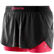 Skins DNAmic Women's Superpose Shorts - Lampone