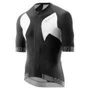 Skins Cycle Men's Tremola Due Short Sleeve Jersey - Black/White
