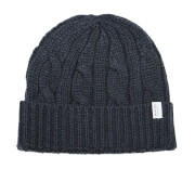 Selected Homme Men's Croft Beanie - Dark Navy