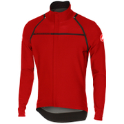 Castelli Perfetto Convertible Jacket - Red