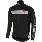 Castelli Raddopia Jacket - Black/Reflex