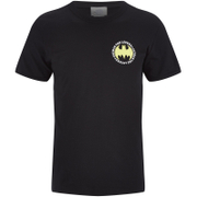 DC Comics Batman Men's The Legend Logo - Black