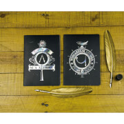 Harry Potter Notebooks (Set van 2)