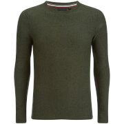 Produkt Men's Knitted Crew Neck Jumper - Rosin
