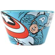 Marvel Captain America bol en céramique