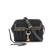 Rebecca Minkoff Women's Multi Tassel Camera Bag - Black