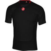 Castelli Prosecco Short Sleeve Base Layer - Black