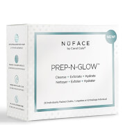 NuFACE Prep-N-Glow Cloths (Pack of 20)