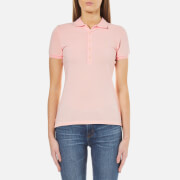 Polo Ralph Lauren Women's Julie Polo Shirt - Rose Quartz