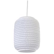 Graypants Ausi Pendant - 8 Inch - White