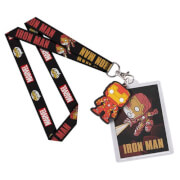 Iron Man Pop! Lanyard
