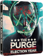 The Purge: Election Year – Zavvi UK Exklusives Limited Edition Steelbook