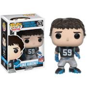 NFL Carolina Panthers Luke Kuechly Funko Pop! Vinyl