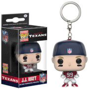 NFL J.J. Watt Pocket Funko Pop! Keychain