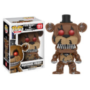 Five Nights at Freddy's Nightmare Freddy Funko Pop! Vinyl