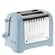 Dualit 26267 Lite 2 Slot Toaster - Blue Sky