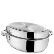 Jamie Oliver by Tefal Stainless Steel Dutch Oven