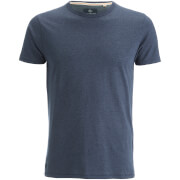 Camiseta Threadbare William - Hombre - Azul marino