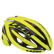 Lazer Helium Helmet with MIPS - Flash Yellow