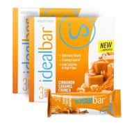 IdealBar 2 Boxes Cinnamon Caramel Crunch