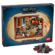 1000 Piece Jigsaw Puzzle - Harry Potter Hogwarts Edition