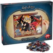 Puzzle Enfant - Harry Potter Quidditch (1000 Pièces)
