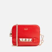 SALAR Women's Betz Small Bag - Rosso