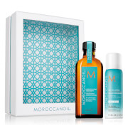 Moroccanoil Home and Away Original Set - Light (Worth £36.56)