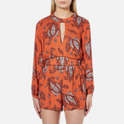 MINKPINK Women's Spice of Life Playsuit - Multi