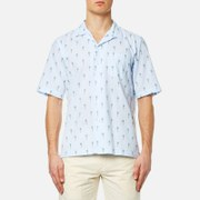 Universal Works Men's Road Shirt - Sky Blue