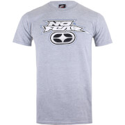 No Fear Men's Reflective Logo T-Shirt - Sports Grey