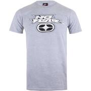 No Fear Men's Reflective Logo T-Shirt - Sports Grey