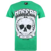 No Fear Men's Skull Wreath T-Shirt - Kelly Green