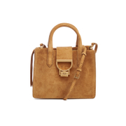 Coccinelle Women's Arlettis Suede Mini Bag - Tan