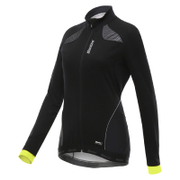Santini Women's Coral Windstopper Jacket - Yellow