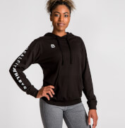 IdealFit Light Weight Hoodie Black