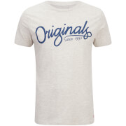 Jack & Jones Men's Originals Atom T-Shirt - White
