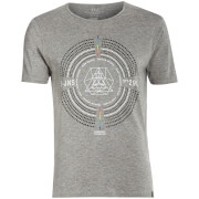 Camiseta Smith & Jones Iconostasis - Hombre - Gris moteado