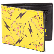Pokémon All Over Pikachu - Bi-fold Wallet