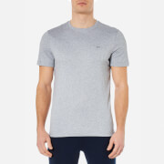Michael Kors Men's Liquid Jersey Crew Neck Short Sleeve T-Shirt - Heather Grey
