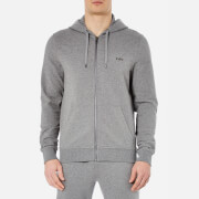 Michael Kors Men's Stretch Fleece Hoody - Ash Melange