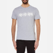 Michael Kors Men's Printed Kors Graphic T-Shirt - Heather Grey