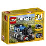 LEGO Creator: Le train express bleu (31054)