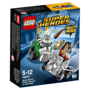 LEGO DC Comics Super Heroes: Mighty Micros: Wonder Woman™ vs. Doomsday™ (76070)