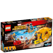 LEGO Marvel Super Heroes: Guardians of the Galaxy Venganza de Ayesha (76080)