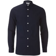 Jack & Jones Men's Core Wheel Long Sleeve Shirt - Sky Captain