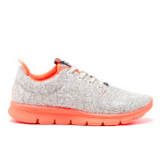 Superdry Women's Scuba Runner Trainers - Snow Grey Marl