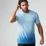 Tricou Myprotein Dip Dye Pentru Barbati - Albastru Roial