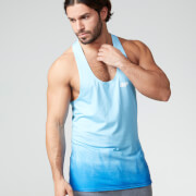Myprotein Men's Dip Dye Stringer Vest  - Royal Blue